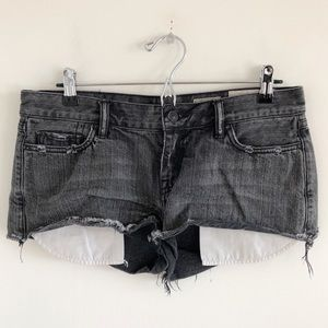 All Saints LOWE Low Rise Hot Pant Shorts Size 29